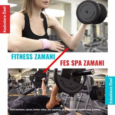 Kadınlara ve Erkeklere Özel Fitness